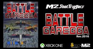 M2 ShootTriggers s'exporte en occident et Battle Garegga Rev.2016 daté sur Xbox One ?!