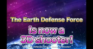 Earth Defense Force 4.1 : Wing Diver the Shooter se montre en vidéo