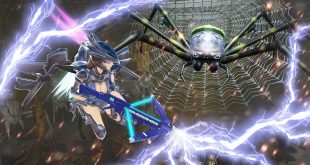 Earth Defense Force se frotte au shmup !