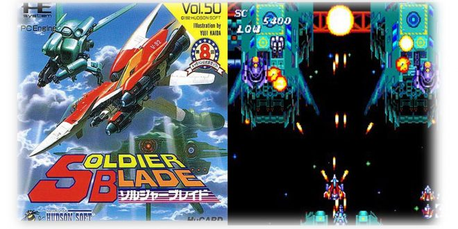 1-Sissy n°179 – Soldier Blade (PC Engine)