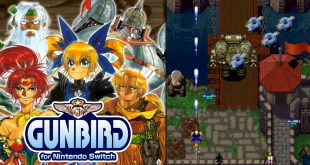 Gunbird disponible sur Nintendo Switch