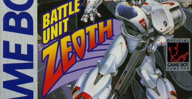 1-Sissy n°185 – Battle Unit Zeoth (Game Boy)