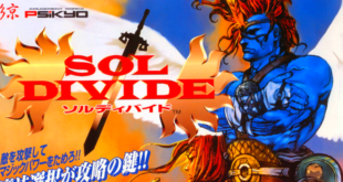 Sengoku Ace, Sol Divide et Taisen Hot Gimmick en vue sur Nintendo Switch