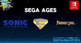 SEGA AGES refait surface sur Nintendo Switch avec du Thunder Force