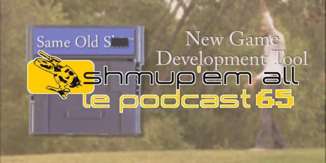 Podcast Shmup'Em-All n°65 – Deja vu