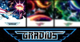 Ship to Shore PhonoCo. annonce une triplette de vinyle Gradius.