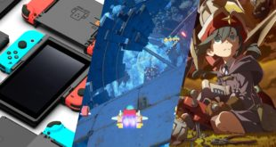 G.Rev, Kingdom Hearts III, Little Witch Acadamia, Flip Grip et Shooting Game Builder : voici la brève du shmup