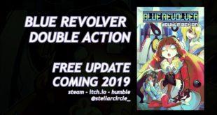 Nouvelle vidéo de gameplay pour Blue Revolver Double Action