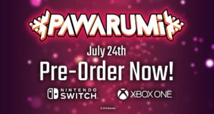 Pawarumi dans les starting blocks sur Xbox One et Nintendo Switch