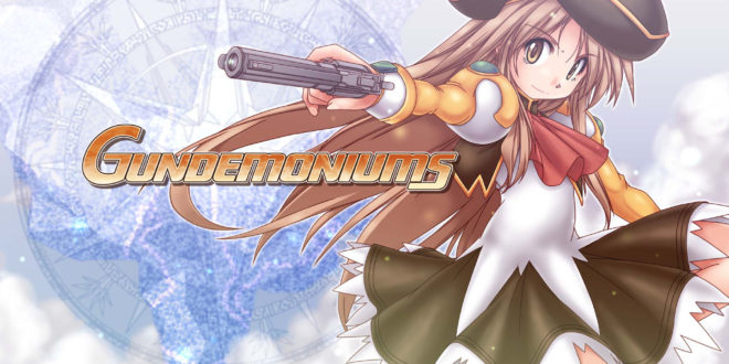 1-Sissy n°214 – Gundemoniums (Pc, PS4, PS Vita)