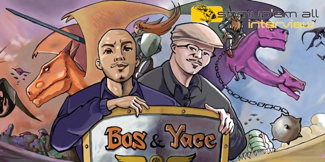 [Shmupers Stories] BOS & Yace, duo de joueurs passionnés !