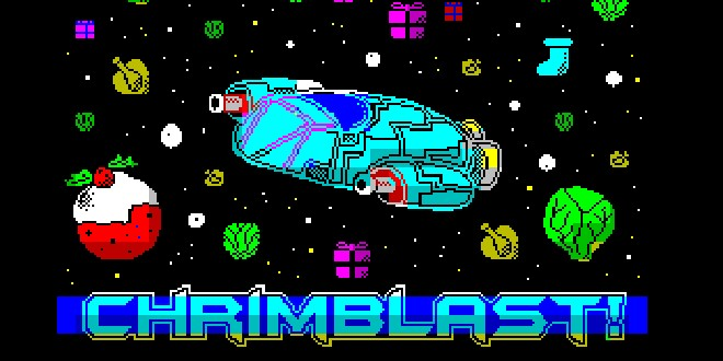 [TEST] Chrimblast, A ZX Spectrum Carol