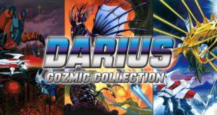La Nintendo Switch dans le cosmos début 2019 avec Darius Cozmic Collection