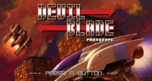 Devil Blade, le shoot'em up d'un illustrateur de Vanillaware