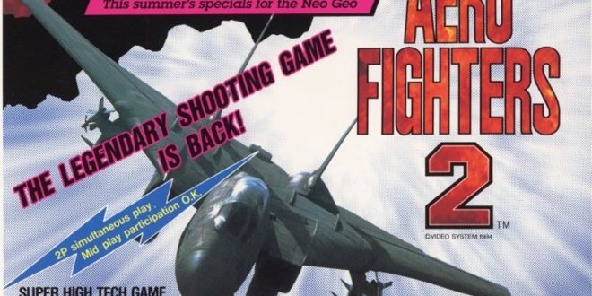 1-Sissy n°197 – Aero Fighters 2