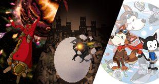 Devil Engine, Horgihugh, Black Bird, un vinyle Thunder Force IV, Gundemonium sur PlayStation 4 et Vita : Voici la brève du shmup