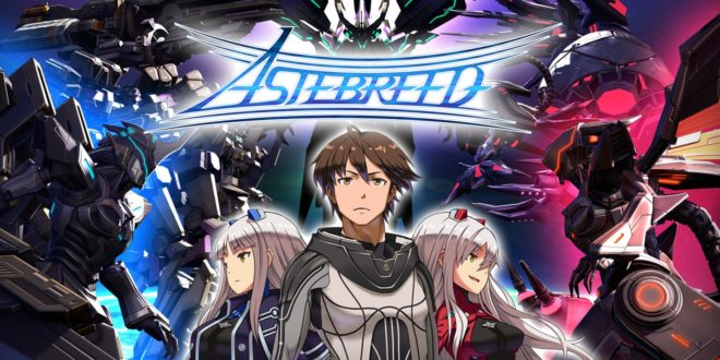 1-Sissy n°213 – Astebreed (PS4, PC, Nintendo Switch)