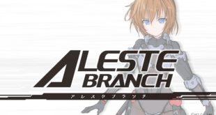 Project M2A change de nom est devient Aleste Branch