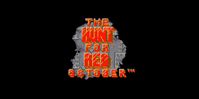 [TEST] The Hunt for Red October (SNES)