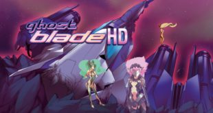 Ghost Blade HD disponible sur Nintendo Switch