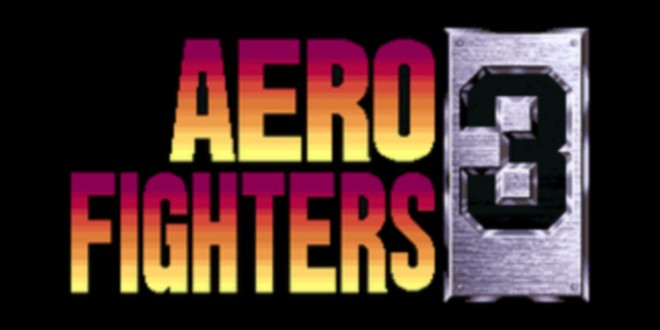 [TEST] Aero Fighters 3 / Sonic Wings 3