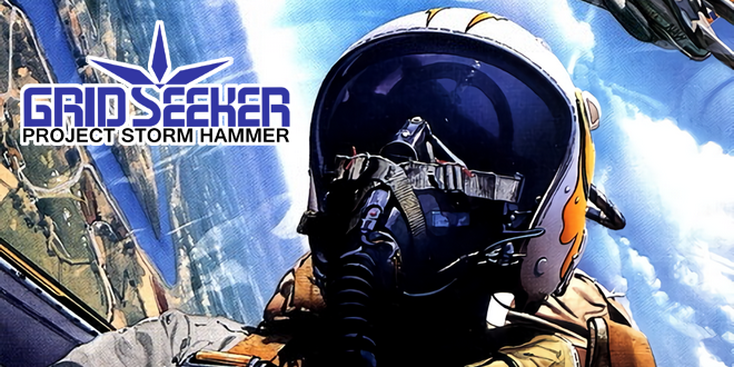 [TEST] Grid Seeker: Project Storm Hammer  ​