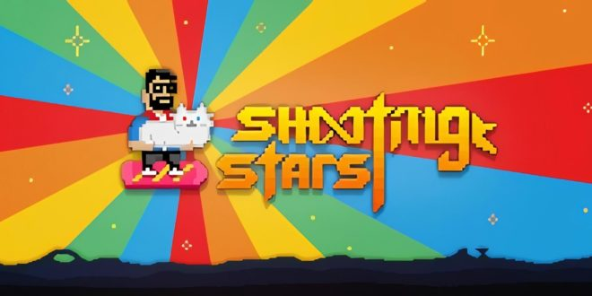 [TEST] Shooting Stars!