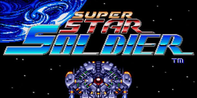 Caravan Stage n°7 – Super Star Soldier (Pc Engine)