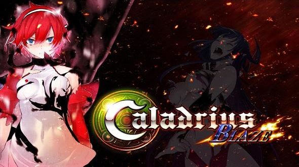 1-Sissy n°244 : Caladrius Blaze Mode Evolution