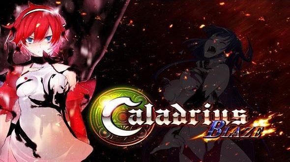 1-Sissy n°244 : Caladrius Blaze Mode Evolution