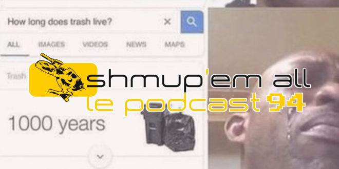 Podcast Shmup'Em-All #94 – Je déteste PHP