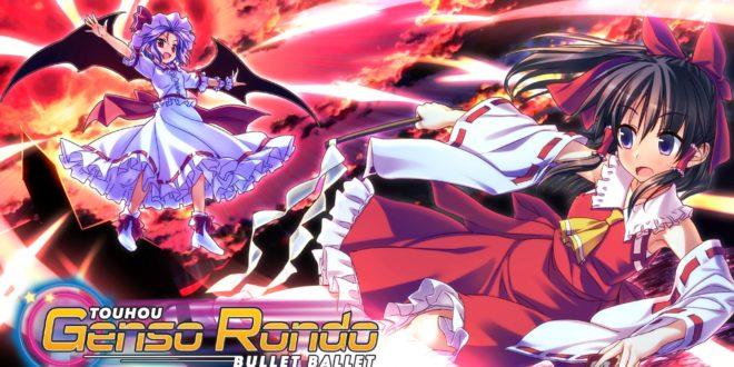 1-Sissy n°256 : Touhou Genso Rondo : Bullet Ballet